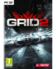 Grid 2 (Games), dvd, ps3