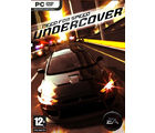 Need For Speed Undercover, dvd, pc games
