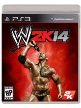 WWE 2K14 (Games, PS3)