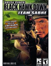 Delta Force: Black Hawk Down+ Team Sabre (Double Pack) (Game, PC)