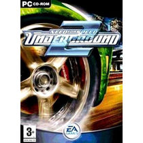 Need For Speed: Underground 2 (Game, PC), dvd