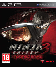 Ninja Gaiden 3: Razor's Edge (Games), dvd, ps3