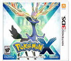 Pokemon X (Games, 3DS)