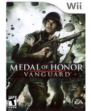 Medal Of Honor: Vanguard (Games, Wii)