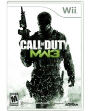 Call Of Duty: Modern Warfare 3 (Games, Wii)