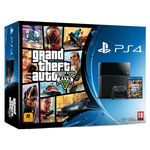 Sony PlayStation 4 GTA V Bundle, black