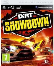 Dirt Showdown (Game, PS3)