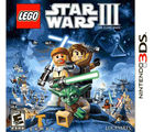 Lego Star Wars III: The Clone War (Games, 3DS)