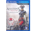 Assassin's Creed III: Liberation (Games, PS Vita), dvd, ps vita