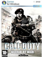 Call Of Duty World At War (Games, PC)