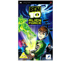 BEN 10 : Alien Force (Game, PSP)