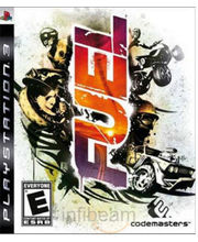 FUEL (Games, PS3)