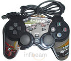 Amigo Dual Shock Gamepad - Formula 1 Version (Multicolor)