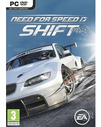 Need For Speed Shift (Game, PC), dvd