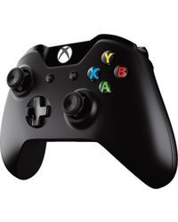 Xbox One Wireless Controller,  black