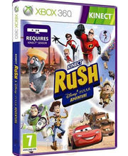 Kinect Rush: A Disney Pixar Adventure (Kinect Required) (Games, Xbox 360)