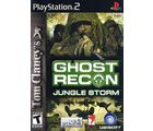 Ghost Recon Jungle Storm (Games, PS2)