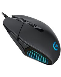 Logitech G-302 Gaming Mouse,  black