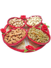 Designer Dry Fruit Thali (200 gm)