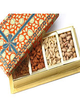 4 Partition Dryfruit Box (200 Gm)