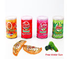 Set of 4 Natural Flavour Colur Tins with Holi Sweets