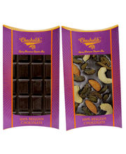 Chocholik Belgium Chocolate Gifts - Bittersweet Combo Of Chocolate Bars