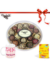 Chocholik Special 18pc Belgium Chocolate Box With ...