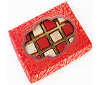 Ghasitaram Gifts Sweets Assorted Irish Squares Box