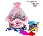 Wish Holi with Beauty of Assorted Choco Basket