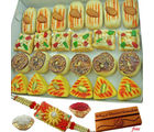 Kaju Mawa Mix Sweet Box Gift Hamper