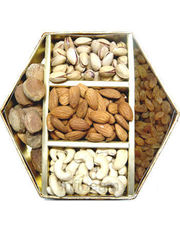 Hexagoan Dry Fruit Box