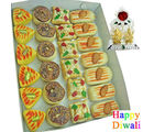 Kaju Mawa Mix Sweet Box, 500 gm