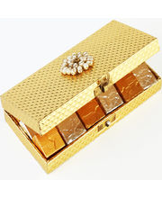 Golden Mix Nuts Chocolate Box