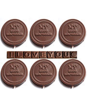 Set Of 6 Lollies - My Best Brother Chocolates (250 Gm)