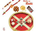Dryfruit Chocolate Rakhi Hamper