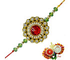 Floral Charm Fancy Rakhi