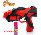 Red and Black Water Gun