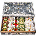 Bikanervala Exotic Mithai Mix Oxidized Box