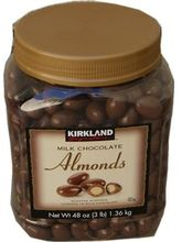 Kirkland Signature Milk Chocolate Almond 48 Oz (48 Oz)