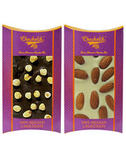 Chocholik Belgium Chocolate Gifts - Crunchy Combo Of Chocolate Bars