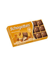 Schogetten Almond Brittle Chocolate Bar