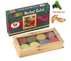 Herbal colour Gift Box with Holi Sweets