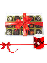 Chocholik Delectable Truffles Collection With Love...