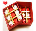 Double Decker Heart Chocolate Box