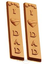 I Love Dad Chocolates (100 Gm)