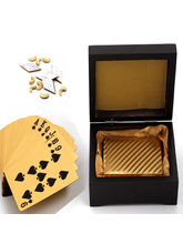 Gold Playing Cards, Only Gold Playing Cards
