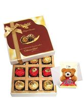 Chocholik Charm In Bites Gift Box With Sorry Card ...