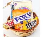 Chocolate Basket Hamper 2
