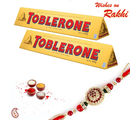 Toblerone and Rakhi Gift Hamper on Rakhi