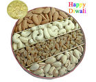 Diwali -Round Dry Fruit Box, 400 gm